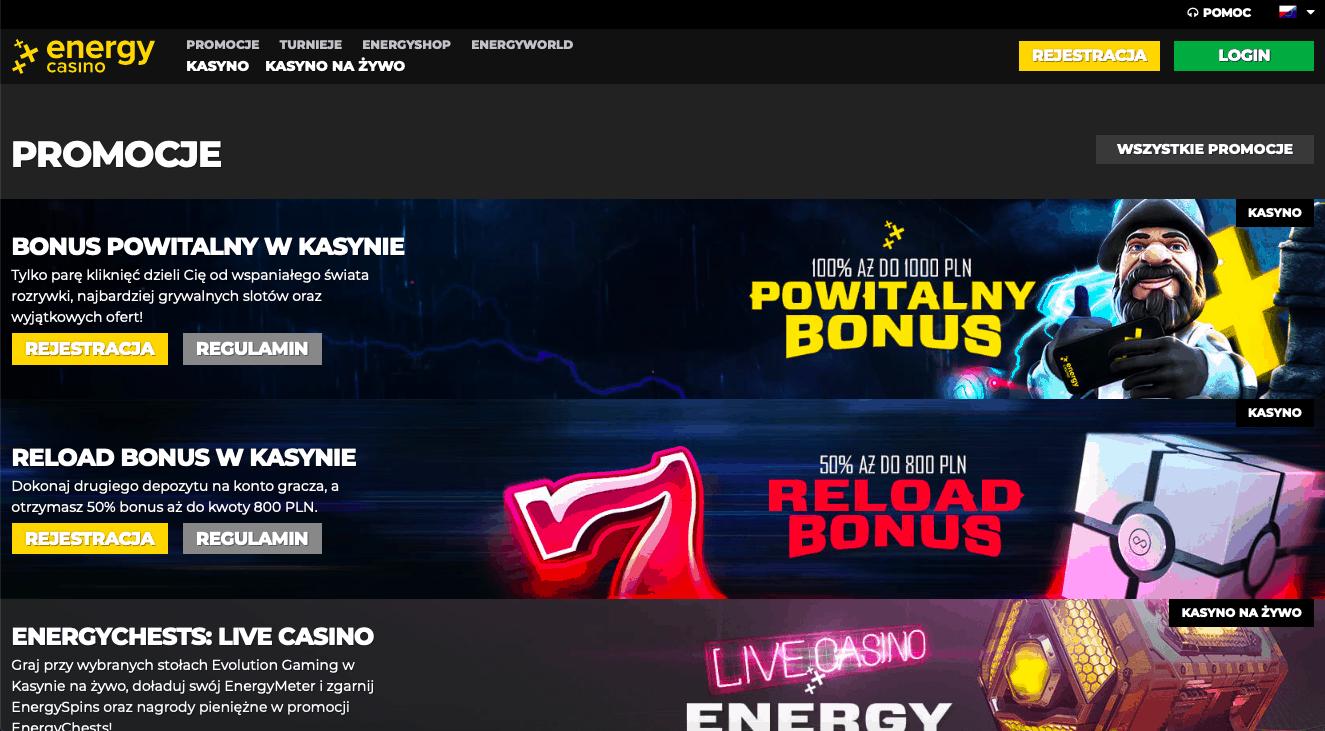 Energi Casino