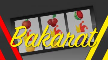 Bakarat – reguły, historia i zasady gry