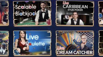 Zgarnij 10% cashbacku w kasynie na żywo Wazamba